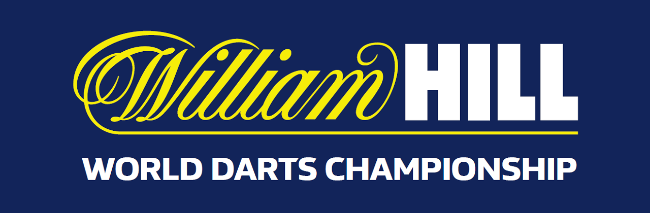 William Hill World Darts Championship Draw   PDC