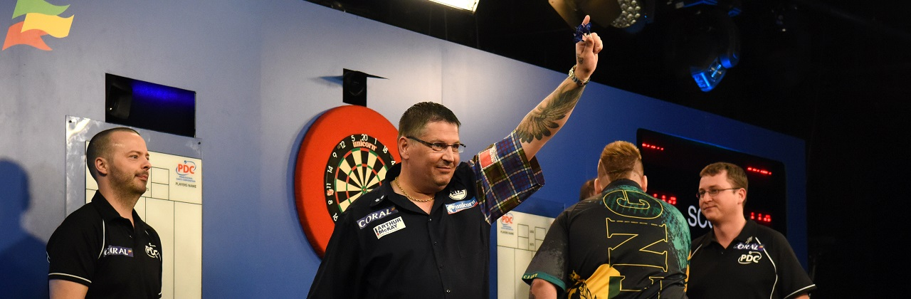 Uk Open Darts