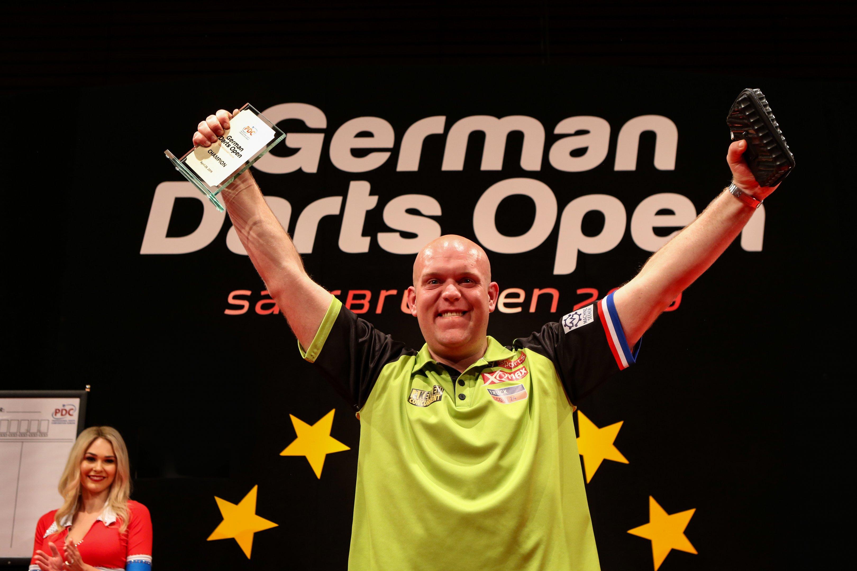 Dart German Open