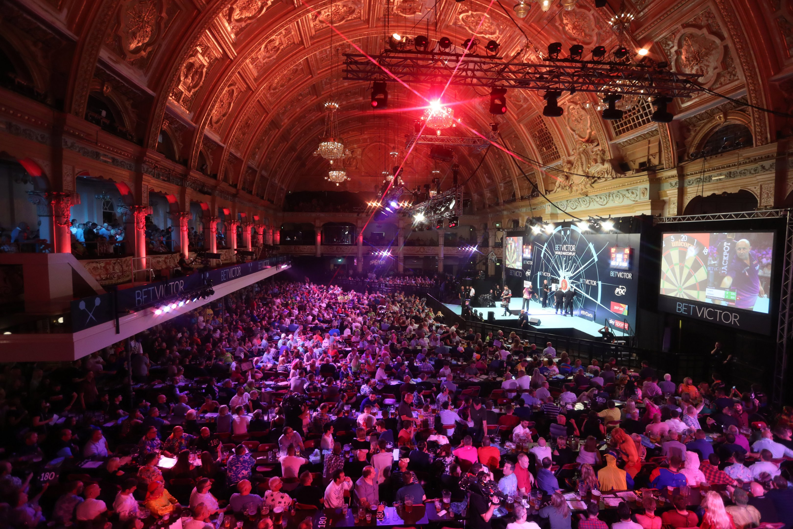 Limited World Matchplay Tickets Still Available Pdc