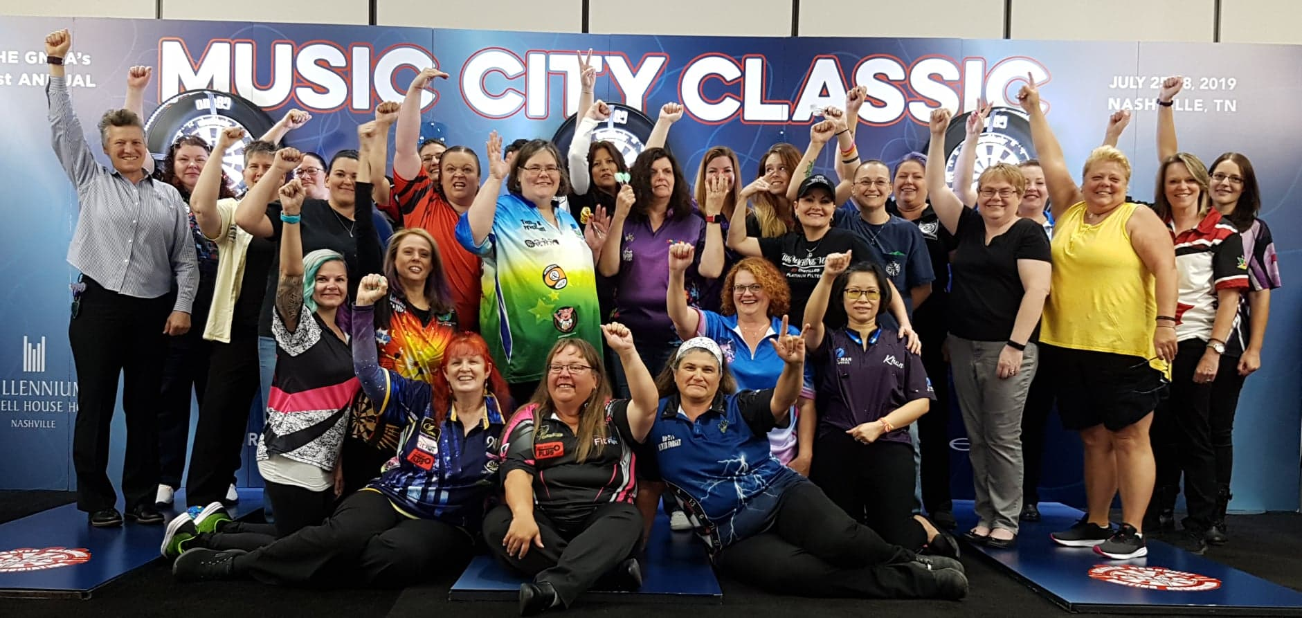 American pair secure Women's Qualifier spots   PDC
