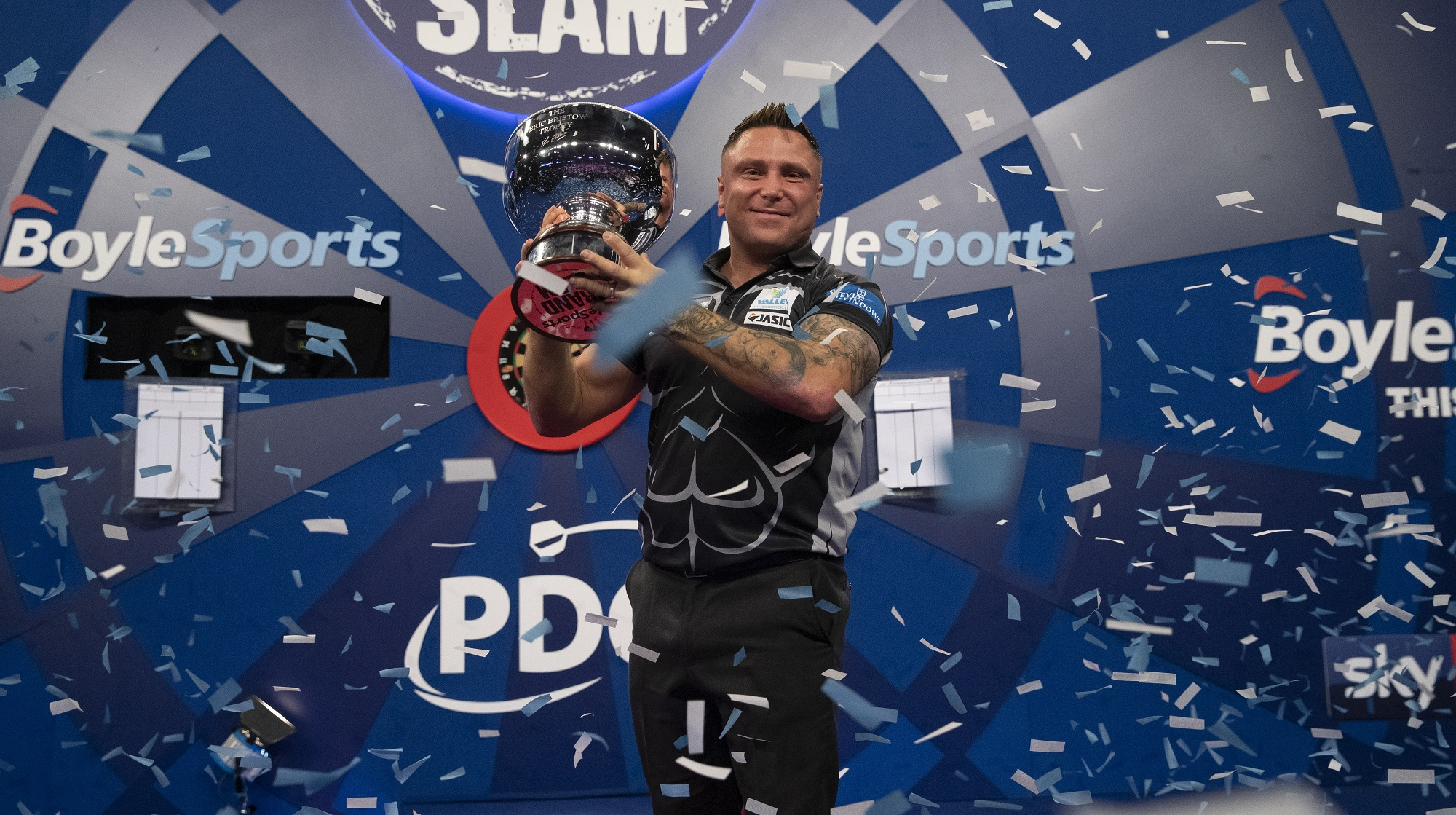 Pdc Grand Slam Of Darts 2020