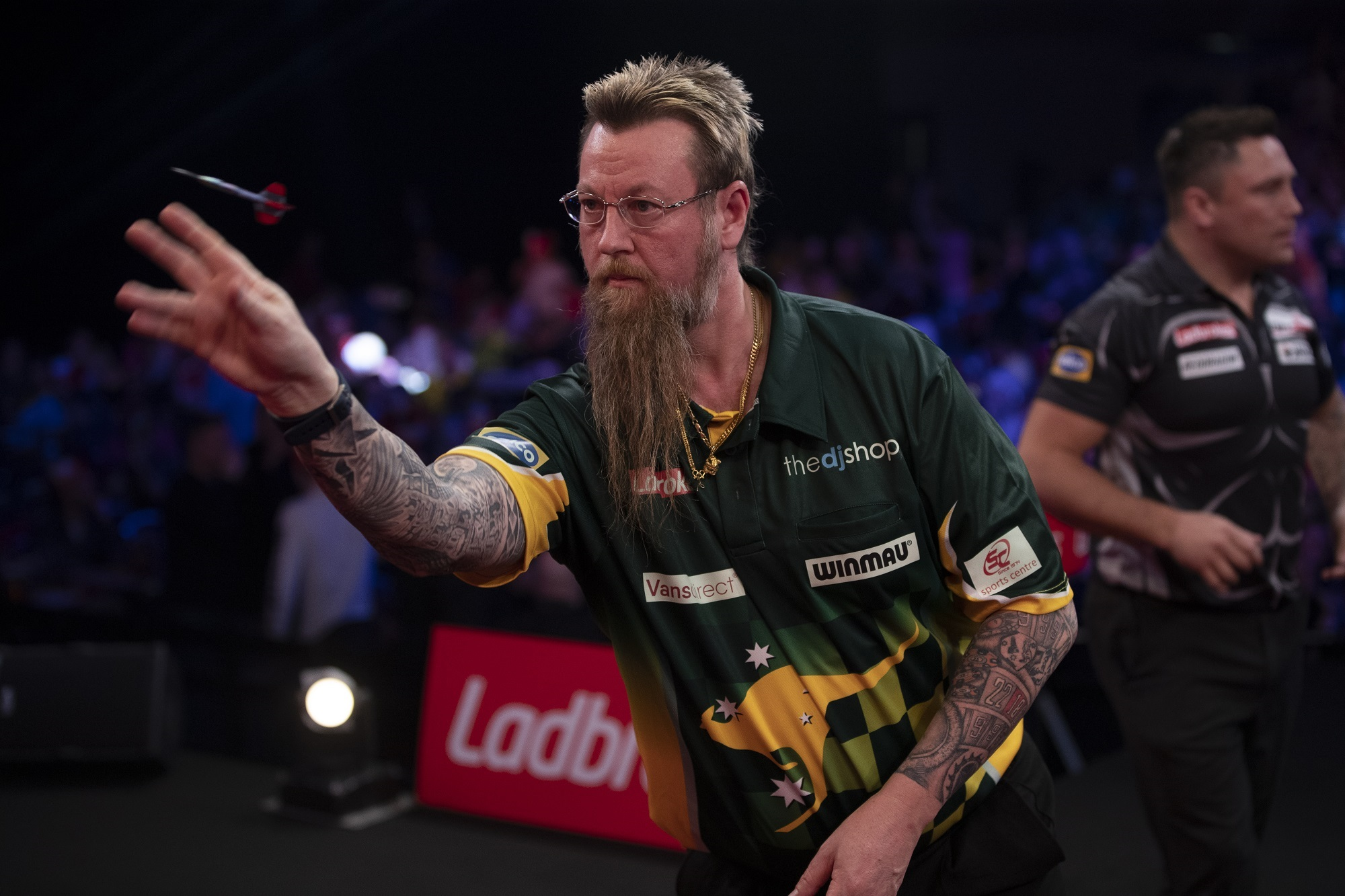 World Series Of Darts 2021