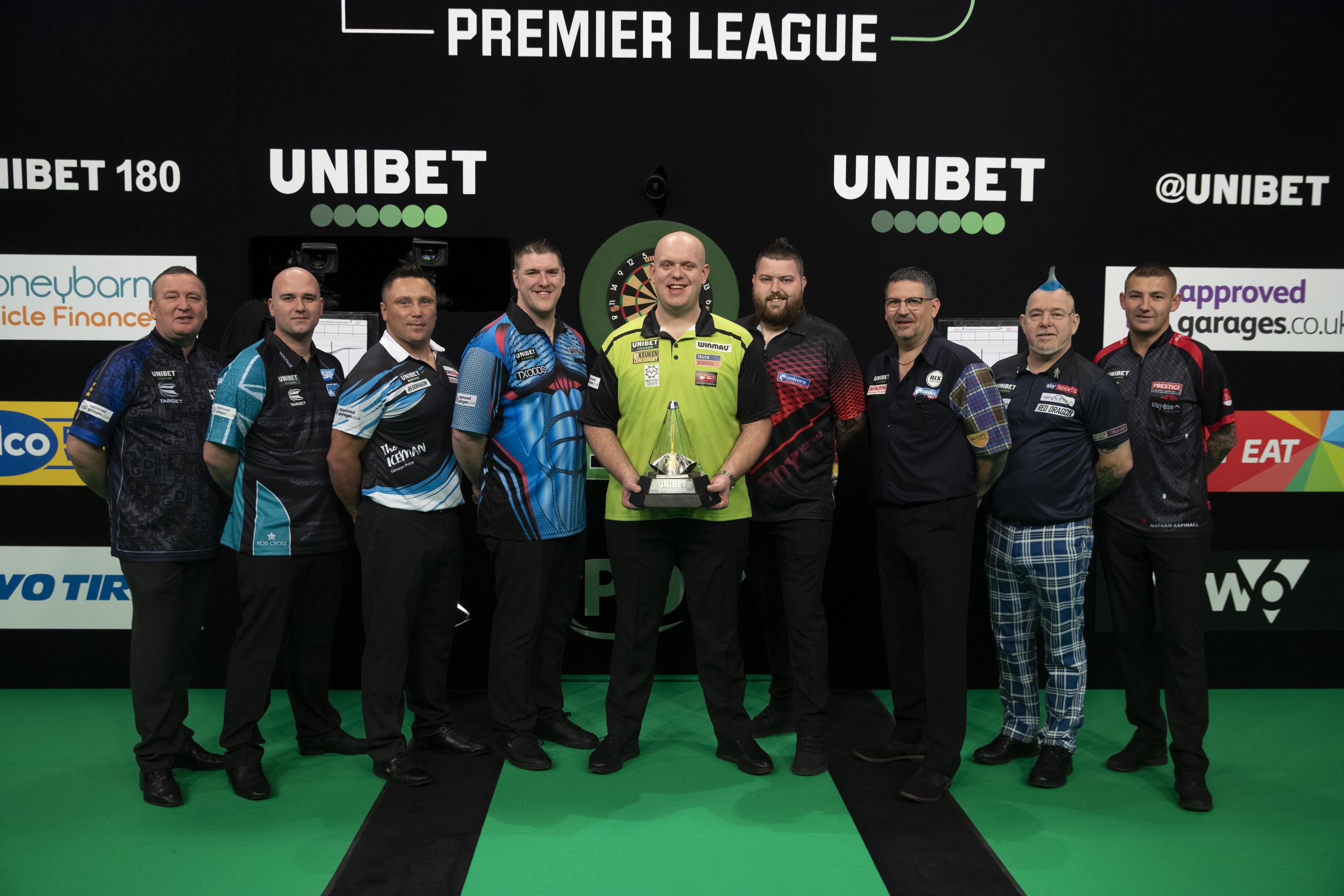 Premiere League Darts 2021