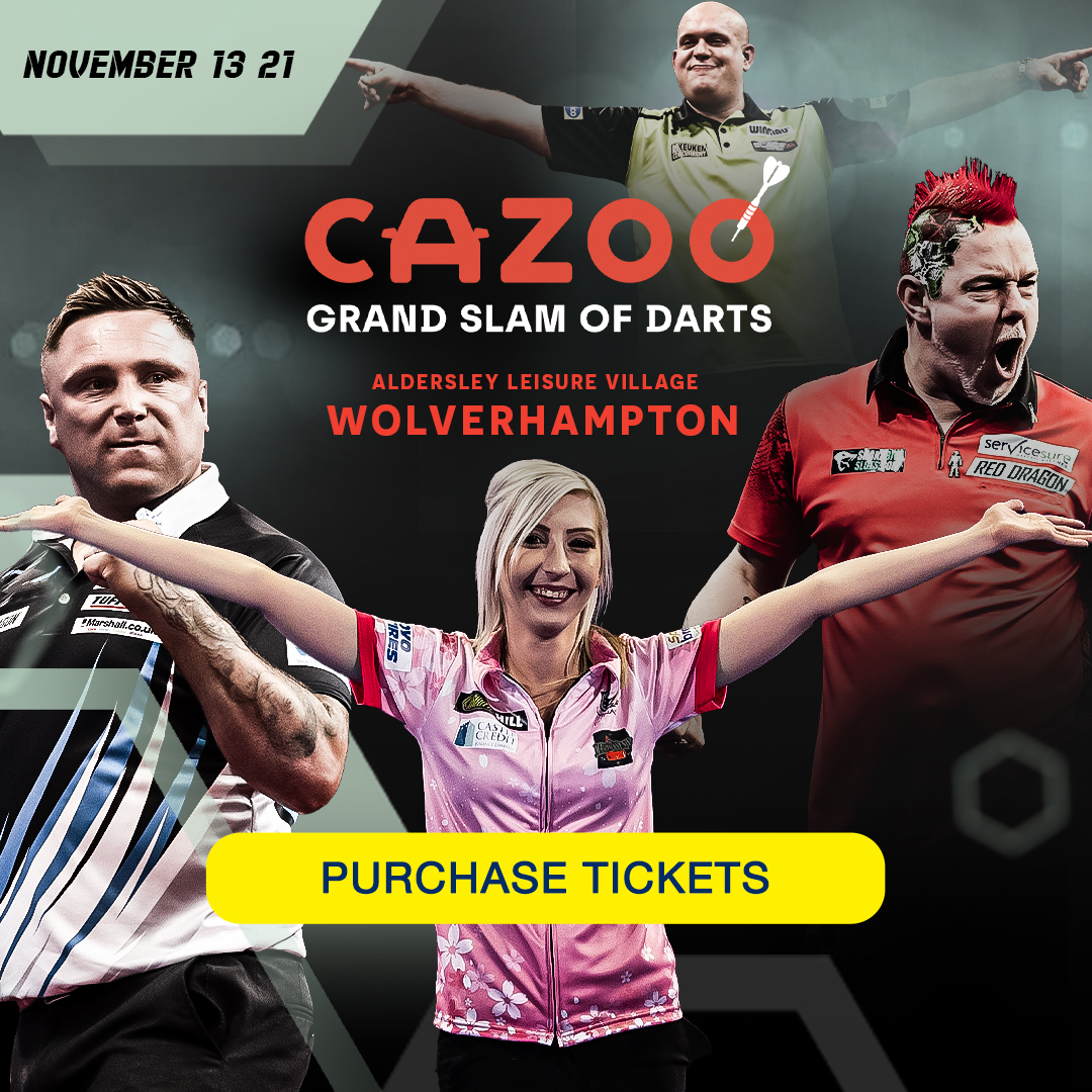 Grand Slam of Darts tickets