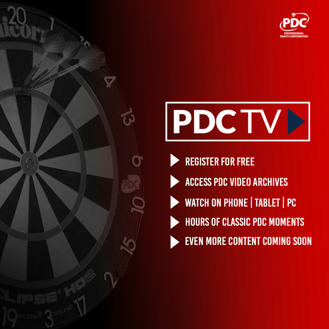 watch pdc world championship darts online free