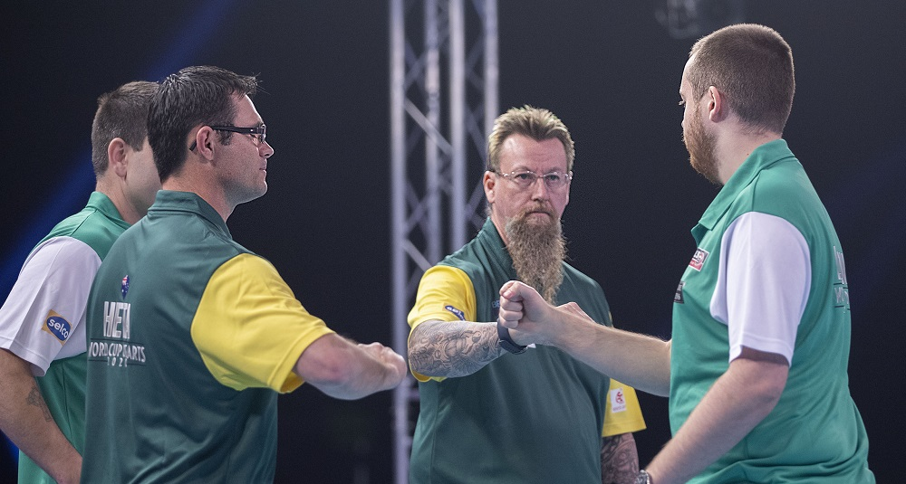 BetVictor World Cup of Darts (Kais Bodensieck, PDC Europe)