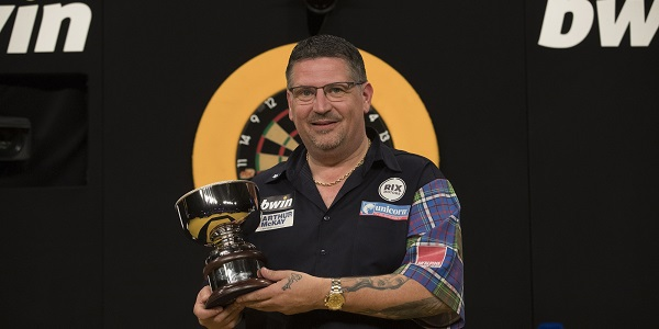 Gary Anderson - bwin Grand Slam of Darts (Lawrence Lustig, PDC)