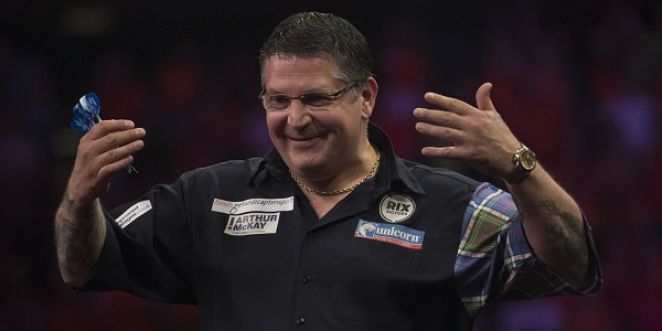 Gary Anderson - Premier League (Lawrence Lustig, PDC)