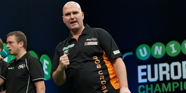 Rob Cross - Unibet European Championship (Kelly Deckers)
