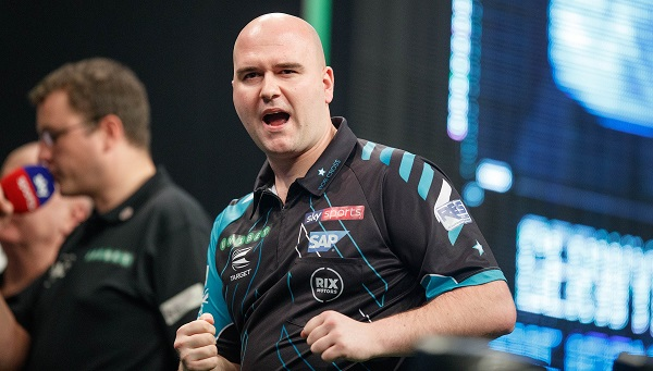 Rob Cross (Steve Welsh, PDC)