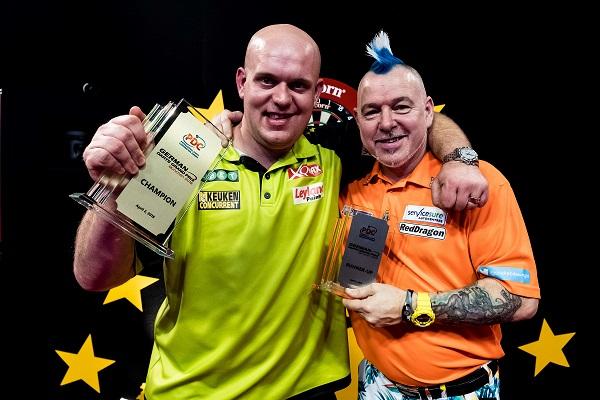 Michael van Gerwen & Peter Wright