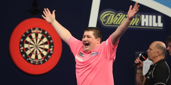 Keegan Brown (Lawrence Lustig, PDC)