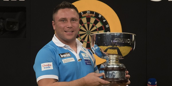 Gerwyn Price - bwin Grand Slam of Darts (Lawrence Lustig, PDC)