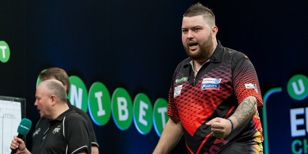 Michael Smith - Unibet European Championship (Kelly Deckers)