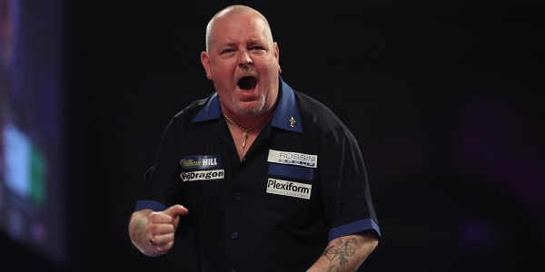 Robert Thornton (Lawrence Lustig, PDC)