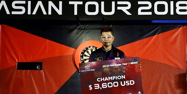 Royden Lam (PDC Asian Tour)