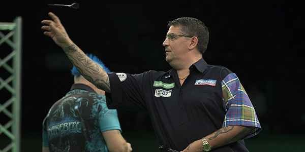 Gary Anderson, Peter Wright (Lawrence Lustig, PDC)