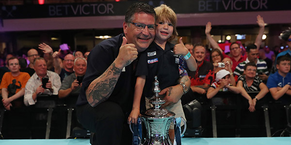 Gary Anderson, Tai Anderson (Lawrence Lustig, PDC)
