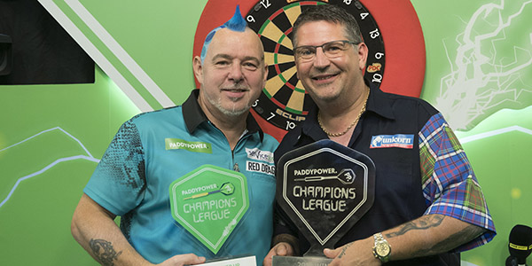 Peter Wright, Gary Anderson (Lawrence Lustig, PDC)