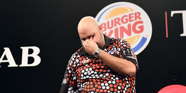 Kyle Anderson - Auckland Darts Masters, presented by TAB & Burger King (Photosport, PDC)