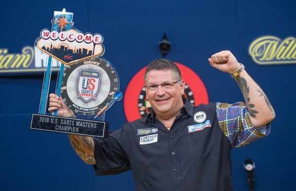 Gary Anderson (Tom Donoghue/PDC)