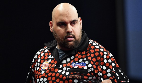 Kyle Anderson - Auckland Darts Masters First Round (Photosport, PDC)