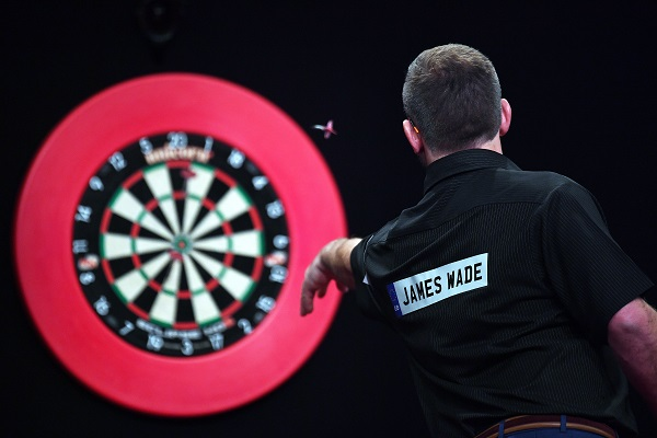James Wade - Auckland Darts Masters First Round (Photosport, PDC)