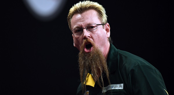 Simon Whitlock - Auckland Darts Masters First Round (Photosport, PDC)