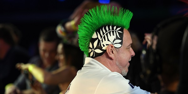 Peter Wright - Auckland Darts Masters First Round (Photosport, PDC)