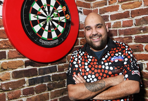Kyle Anderson - Auckland Darts Masters (Photosport, PDC)