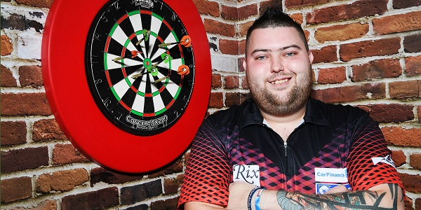 Michael Smith - Auckland Darts Masters (Photosport, PDC)