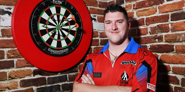 Daryl Gurney - Auckland Darts Masters (Photosport, PDC)