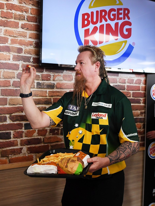 Simon Whitlock - Auckland Darts Masters (Photosport, PDC)