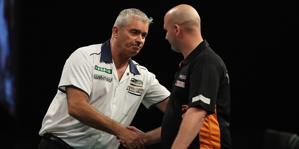 Steve Beaton - Unibet World Grand Prix (Lawrence Lustig, PDC)