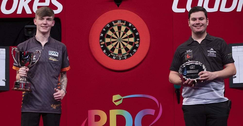 Bradley Brooks & Joe Davis (Lawrence Lustig, PDC)