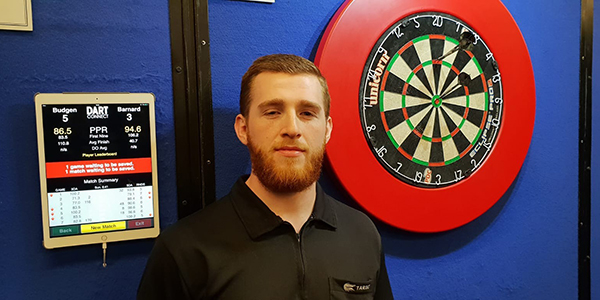 Lee Budgen (Scott Gibling, PDC)