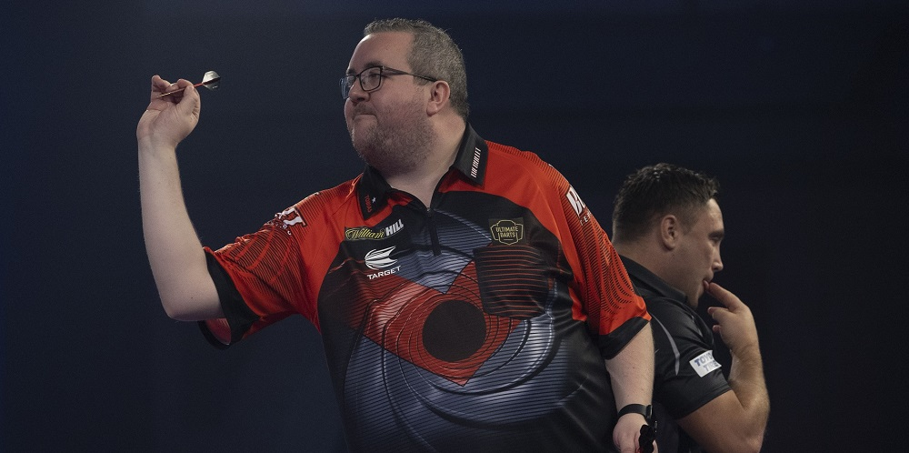 Stephen Bunting (Lawrence Lustig, PDC)