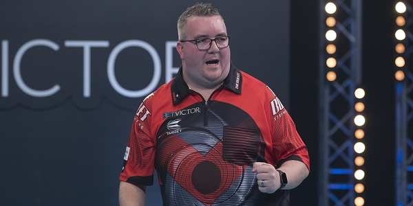 Stephen Bunting - BetVictor Masters (Lawrence Lustig, PDC)