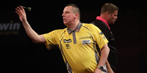 Chisnall (Lawrence Lustig, PDC)