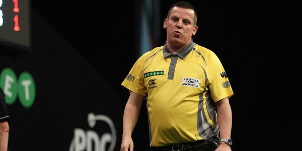 Dave Chisnall - Unibet World Grand Prix (Lawrence Lustig, PDC)