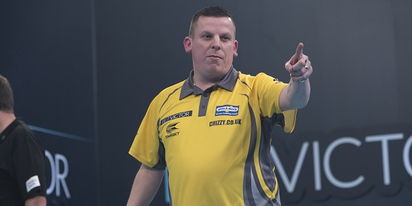 Dave Chisnall - BetVictor Masters (Lawrence Lustig, PDC)