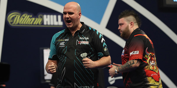 Rob Cross, Michael Smith (Lawrence Lustig, PDC)