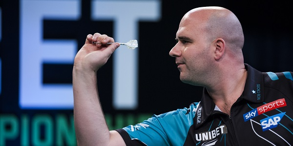Rob Cross (Kelly Deckers, PDC)