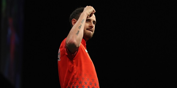 Joe Cullen - Unibet World Grand Prix (Lawrence Lustig, PDC)