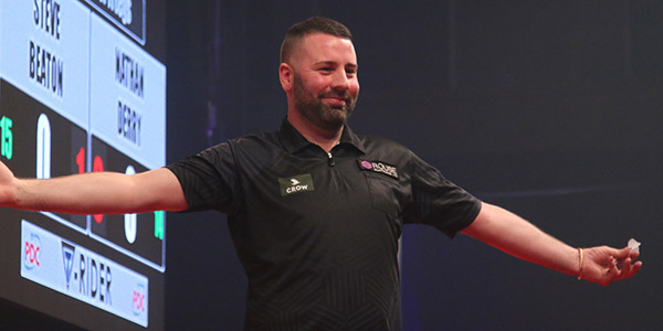Nathan Derry (Tobias Wenzel, PDC Europe)