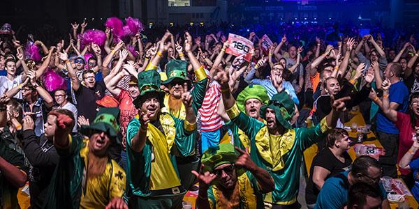 Darts European Tour