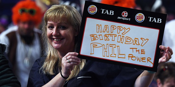 Auckland Darts Masters, presented by TAB & Burger King (Photosport, PDC)