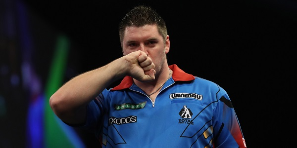 Daryl Gurney - Unibet World Grand Prix (Lawrence Lustig, PDC)