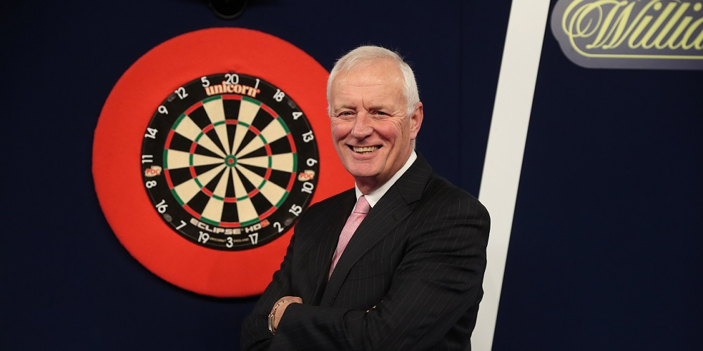 Barry Hearn (Lawrence Lustig, PDC)